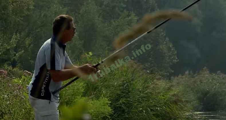 Ловля болонской снастью ~ Рыболовные секреты