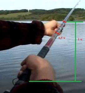Матчевая ловля рыбы