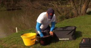 Прикормка для поплавочной удочки