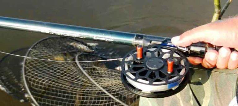 правильная настройка катушки рыбалка