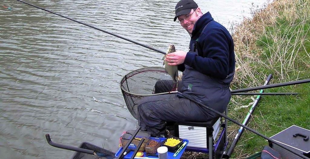 бесплатная рыбалка осень