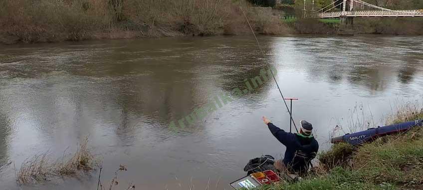 прикормка ловли рыбы реке
