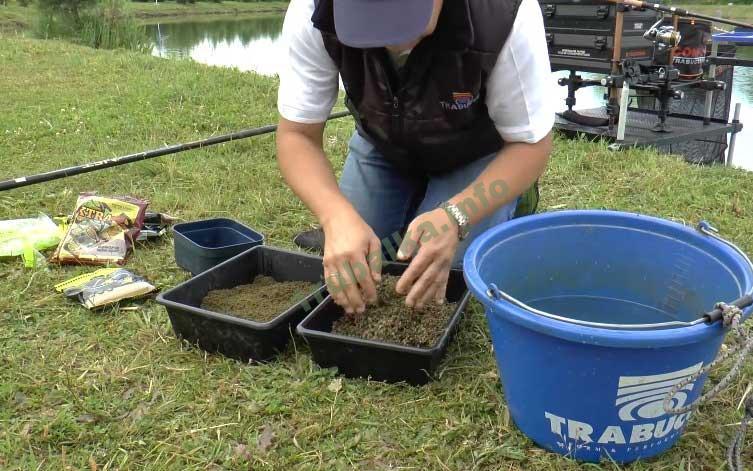 как сварить прикормку для рыбалки