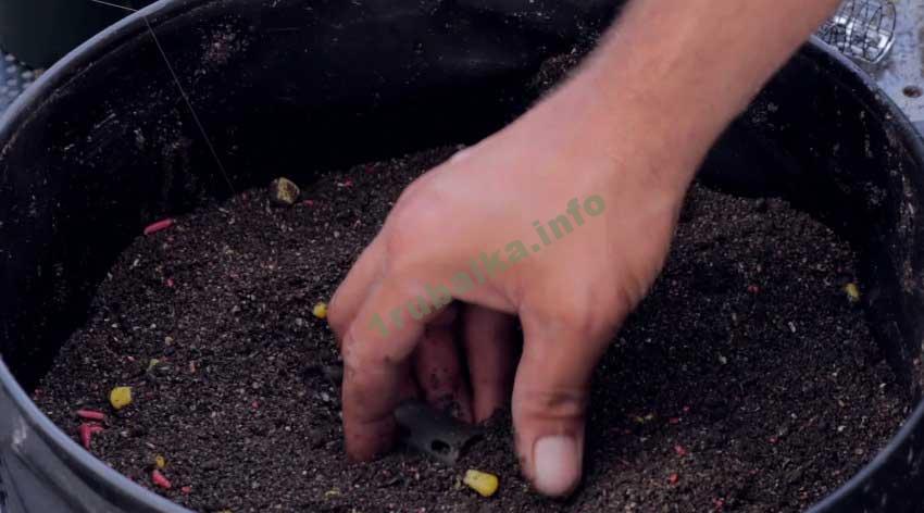 как делать прикормку для уклейки и плотвы