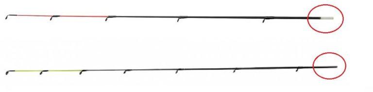 Вершинка для фидера Salmo 3,0 Oz 3,3мм графит 1/5шт